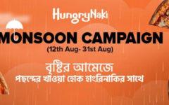 Your savory monsoon with HungryNaki