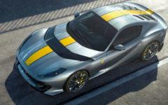 Ferrari stuck to its main 2021 targets on Monday