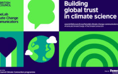 British Council launches global competition to find top climate science communicators ahead of COP26