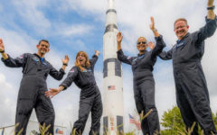 Netflix announces documentary series on Inspiration4 space mission