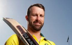 Wade named as Australian captain for the T20 series against Bangladesh