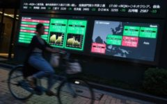 Asian markets mostly rose on Monday