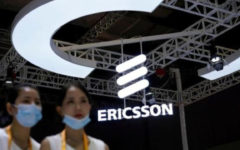 Ericsson won a 3% share in a joint 5G radio contract from China Telecom and China Unicom