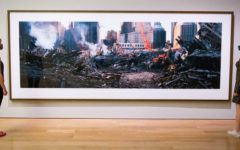 Wim Wenders opens 9-11 photos exhibition in London
