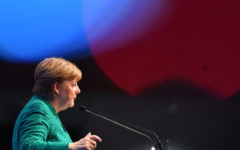 Angela Merkel legacy in balance as party risks election defeat