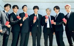 BTS issued diplomatic passports for UN session