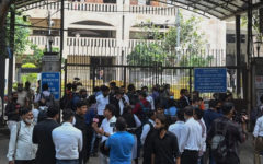 Gangster among three killed in Delhi courtroom shootout
