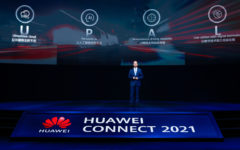 HUAWEI CONNECT 2021 kicked off