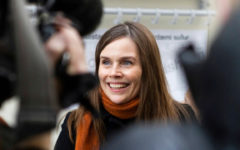 Iceland's coalition government poised to win majority