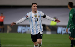 Lionel Messi breaks Brazil legend Pele's South American men's goals record