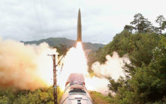 North Korea rebukes 'double-dealing' US after missile launch
