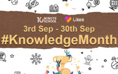 Likee partnered with 10 Minute School to encourage users to create and share videos on various academic and co-curricular skills