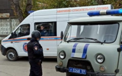 Several dead after university shooting in Siberia