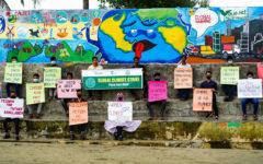 Youthnet for Climate Justice and Fridays for Future hold global climate strike in 15 districts