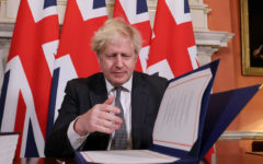 France says UK's Johnson offered to 're-establish cooperation'
