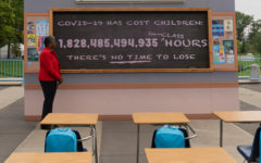 Schoolchildren worldwide lost 1.8 trillion hours and counting of in-person learning due to COVID-19 lockdowns, says UNICEF