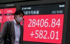 Tokyo stocks opened higher on Thursday
