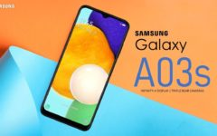 Samsung launched Galaxy A03s in Bangladesh