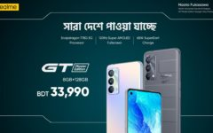realme launched their flagship killer phone from its GT series
