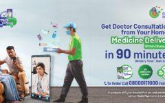 Medi Express delivering medicine to Dhaka doorsteps in just 90 minutes