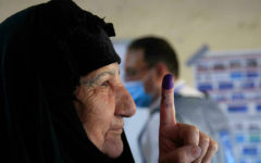Polling stations open for Iraq election