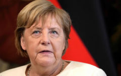 Merkel bids Israel farewell after 16 years of support