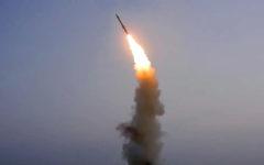 US condemns North Korea 'ballistic missile launch': Pentagon