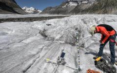 Swiss glaciers shrink despite heavy snow in 2021