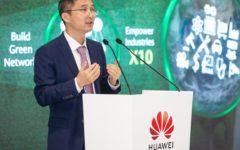 "Huawei hosts international summit on ""Green ICT for Green Development"""
