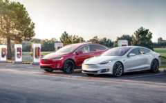 Tesla Inc increased the price of its Model X Long Range and Model S Long Range variants by $5,000